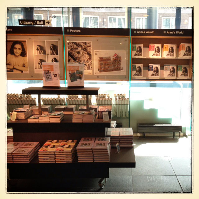 Amsterdam Anne Frank Haus