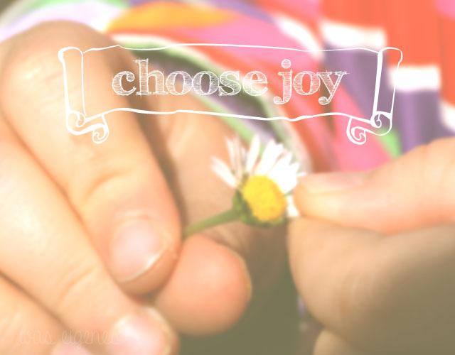 choose joy! Was macht Dich glücklich? waseigenes.com