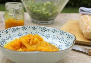 Curry Pfirsich Chutney / was eigenes Blog