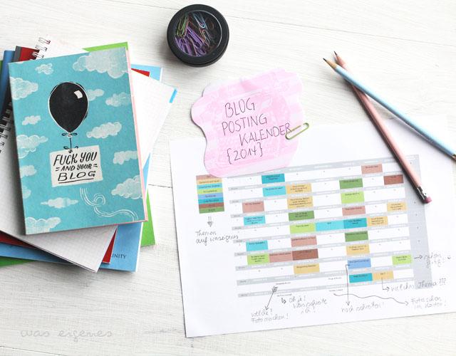 mein blog posting kalender redaktionsplan. Black Bedroom Furniture Sets. Home Design Ideas
