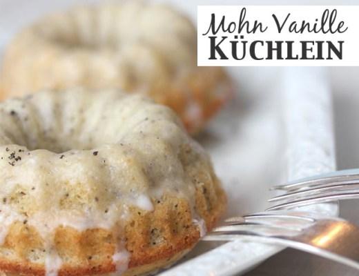 Rezept Mohn Vanille Küchlein | waseigenes.com