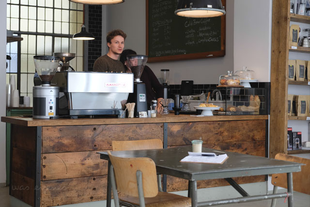 Ernst Kaffeeroesterei | Bonner Strasse | Koeln | waseigenes.com Blog