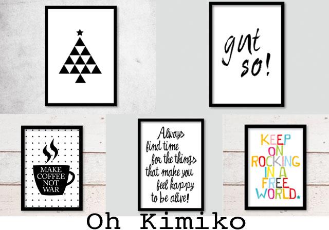 oh kimiko was eigenes Giveaway november 2014