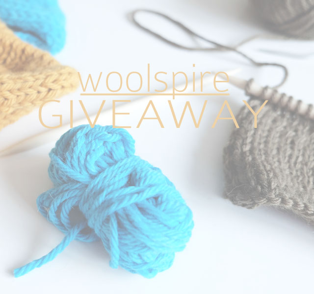 Woolspire Giveaway was eigenes Blog 2