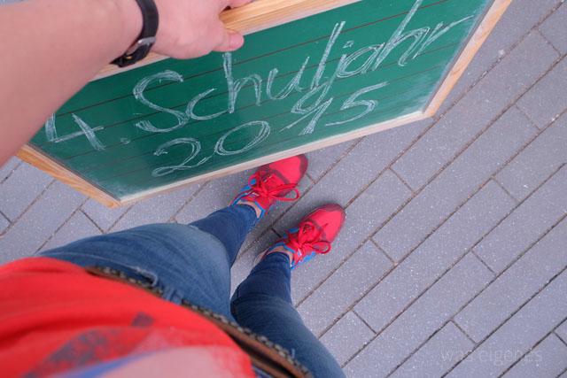 12v12 Mai 2015 / was eigenes Blog / Schultafel
