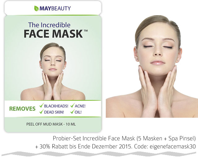 Giveaway |Maybeauty | Face Mask | waseigenes.com