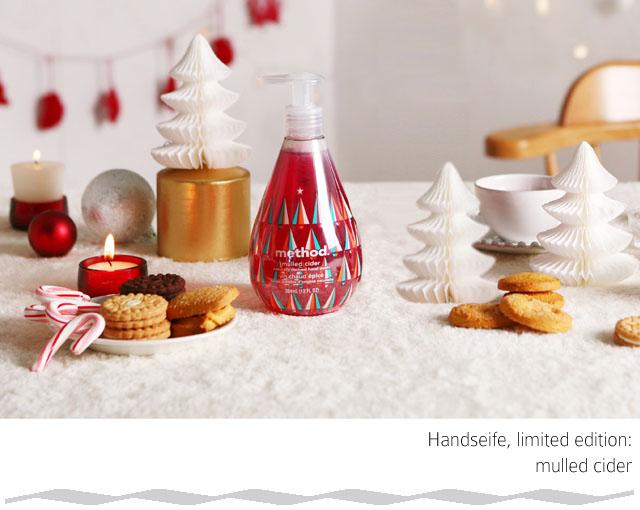 Giveaway Method | mulled cider Handseife | waseigenes.com
