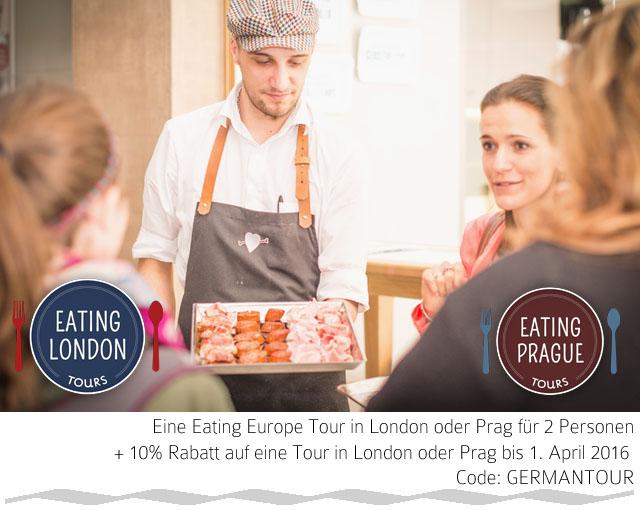 Giveaway Eating Europe waseigenes.com
