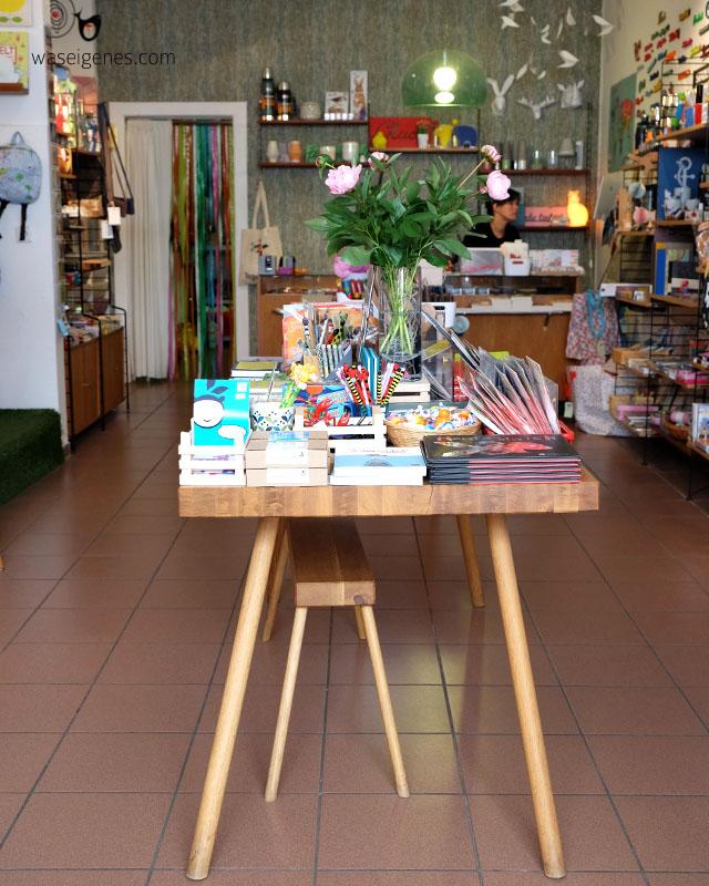 Koelner Suedstadt | Tagediebe Buch & Design | Hirschgaesschen | waseigenes.com 1