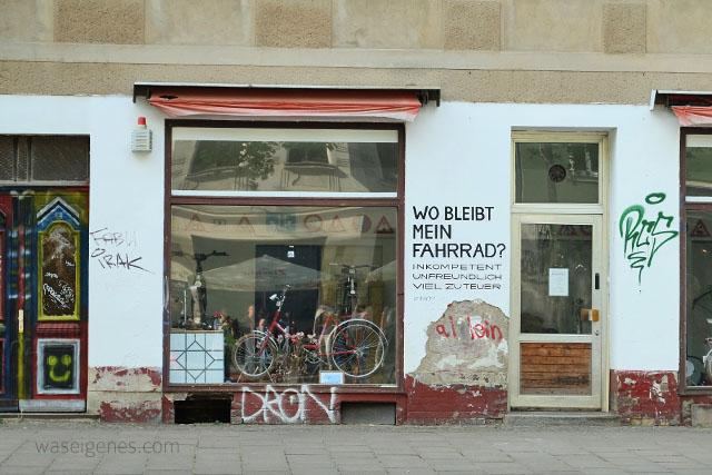 14 Ein Wochenende in Leipzig | waseigenes.com | Wo bleibt mein Fahrrad