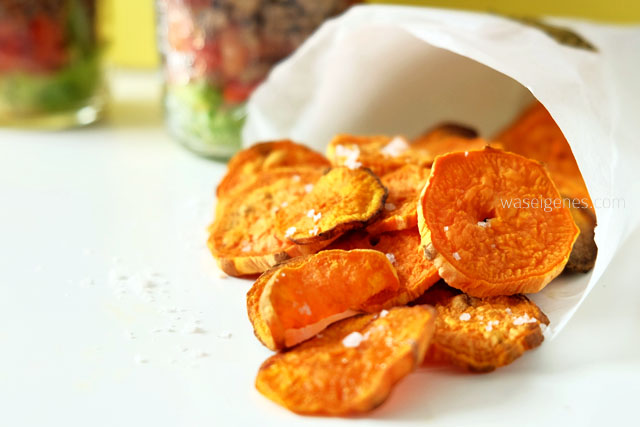 rezept mexikanischer schichtsalat mit s kartoffel chips. Black Bedroom Furniture Sets. Home Design Ideas