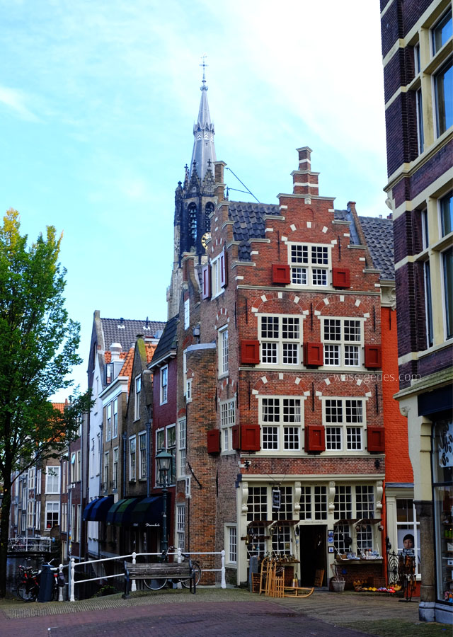 Ein Tag in Delft | Holland | waseigenes.com Blog | Oktober 2016