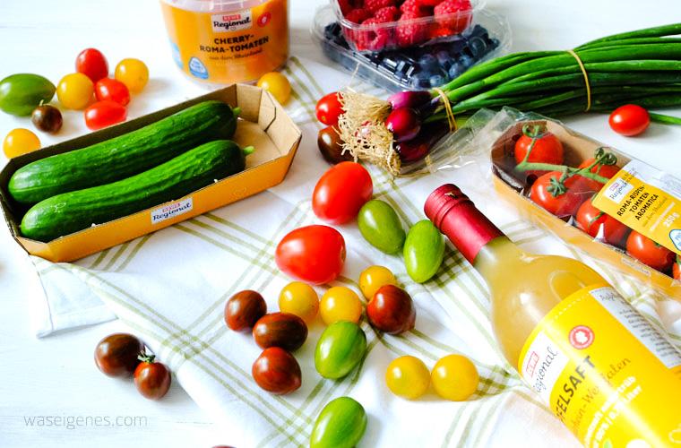 Lebensmittel aus der Region | REWE Regional | waseigenes.com