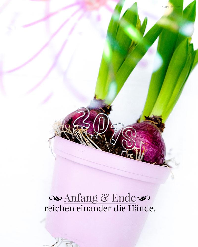 Wünsche & gute Vorsätze zum neuen Jahr.