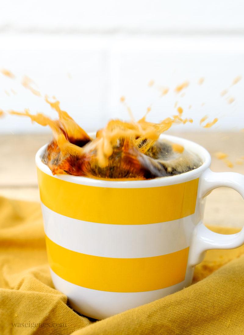 Cookie Splash | Kaffeetasse | waseigenes.com