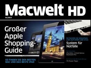 Neu: Macwelt HD für das iPad