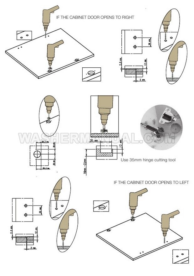 Beko WMI 71641 Integrated Installation & Operating