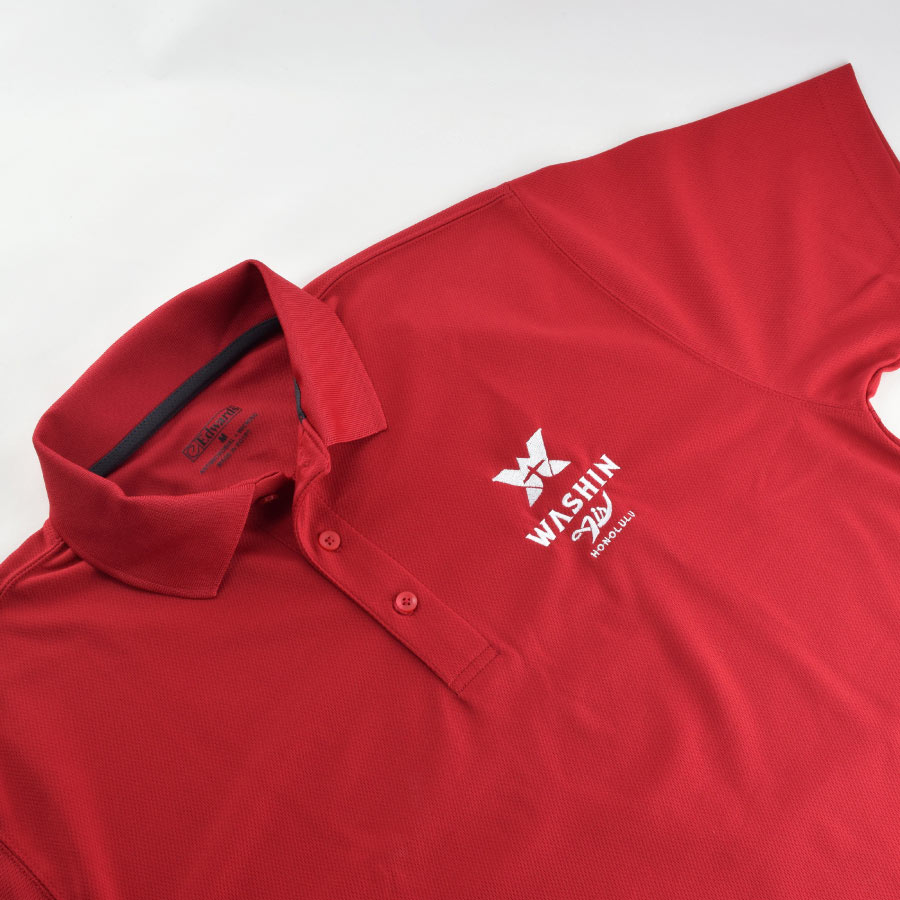 Washin Air Logo Polo Shirt