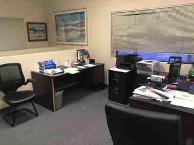 Main Office Upstairs - Secretarial Station 2