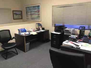 Main Office Upstairs - Secretarial Station 2