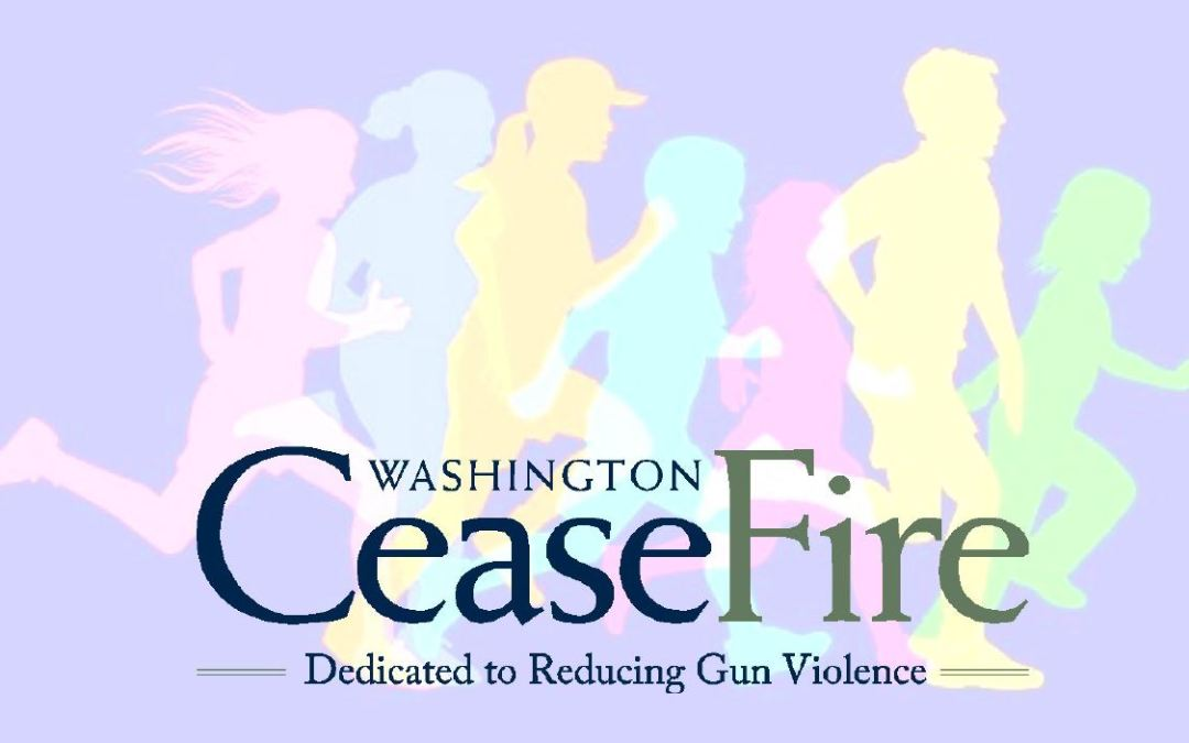 Washington CeaseFire 5k Run/Walk