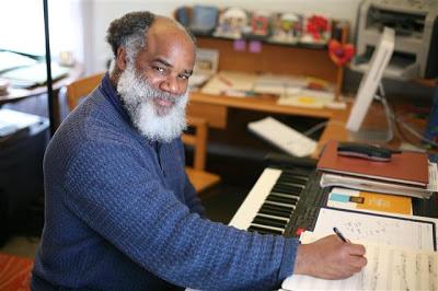 Composer Jeffrey Mumford