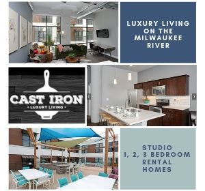 Cast Iron Luxury Living Ad No. 2