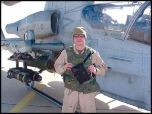 APThis undated photo provided by Brad Kryst, shows Capt Kevin Kryst who died Dec. 18, 2006, from injuries sustained in fighting in al-Anbar province, Iraq.