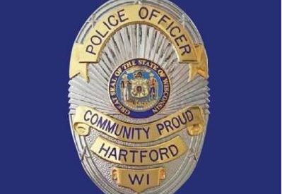 Hartford POlice Department badge
