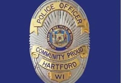 Hartford POlice Department badge