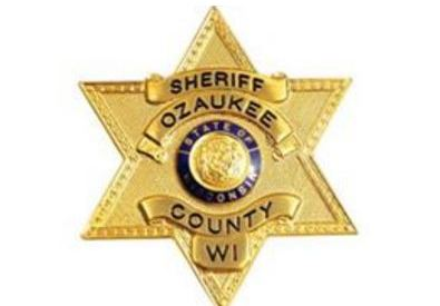 Ozaukee County Sheriff's badge