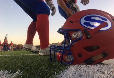Slinger football helmet