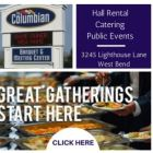 The Columbian, great gatherings start here