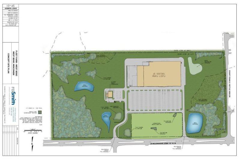 Fleet Farm plans