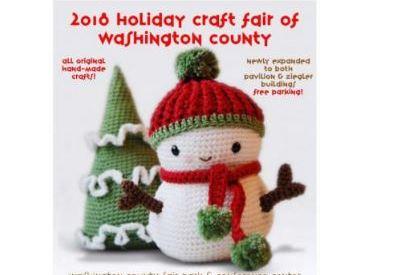 Holiday Craft Fair at the Fair Park