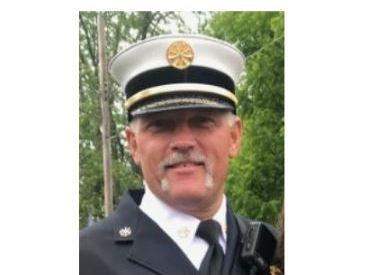 Waubeka Firefighter Bruce Koehler