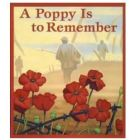 A poppy to remember
