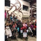 Legendary Whitetails collects Coats for Kids