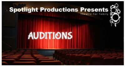 auditions for West Bend Theatre