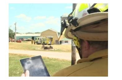 Fire safety on the farm