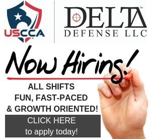 Delta Defense jobb posting