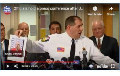 Press conference Jayme Closs