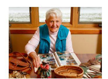 Joan Hoff at Cedar Community