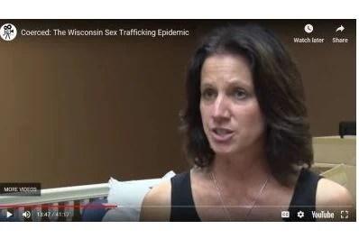 Wisconsin sex trafficking