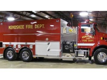 Kekoskee fire department