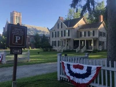 Grover Cleveland home