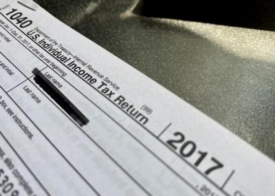 taxes, 2017, claim