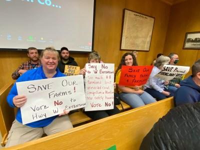 save the Washington County farms