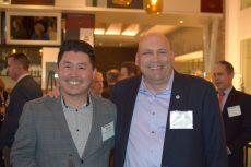 Mike Jin, Siemens; Stephen Iwicki, SOSi