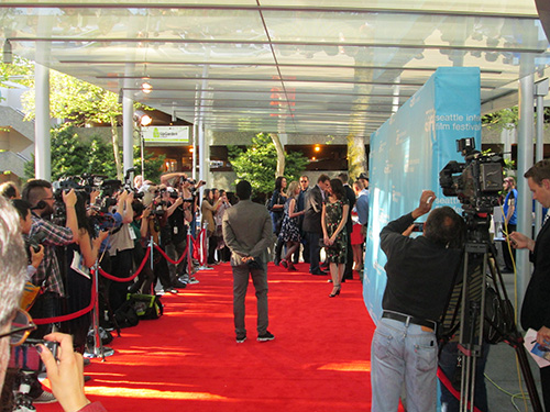 SIFF Opening Night Gala Red Carpet